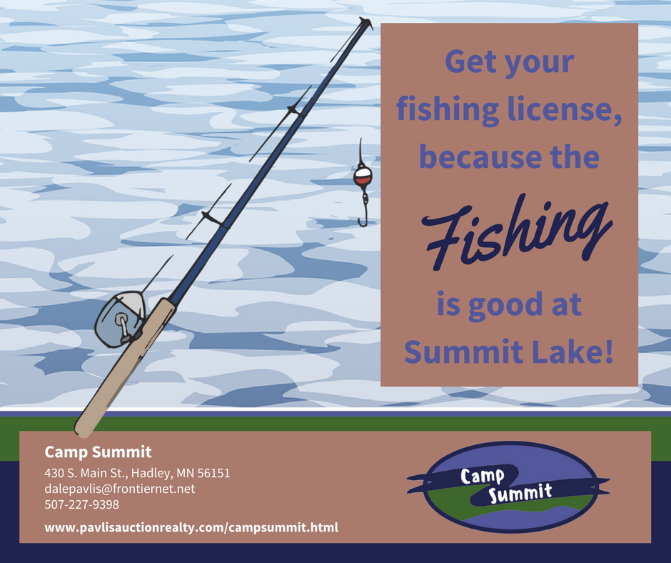 2018-06-21 Get your fishing license